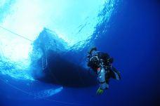 海洋探索者潜水学校-马累-加藤颜正Kato