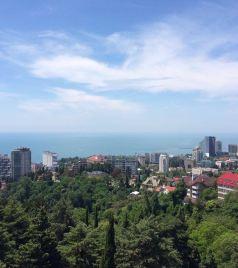 南部联邦管区游记图文-黑海之滨~最美索契四天行