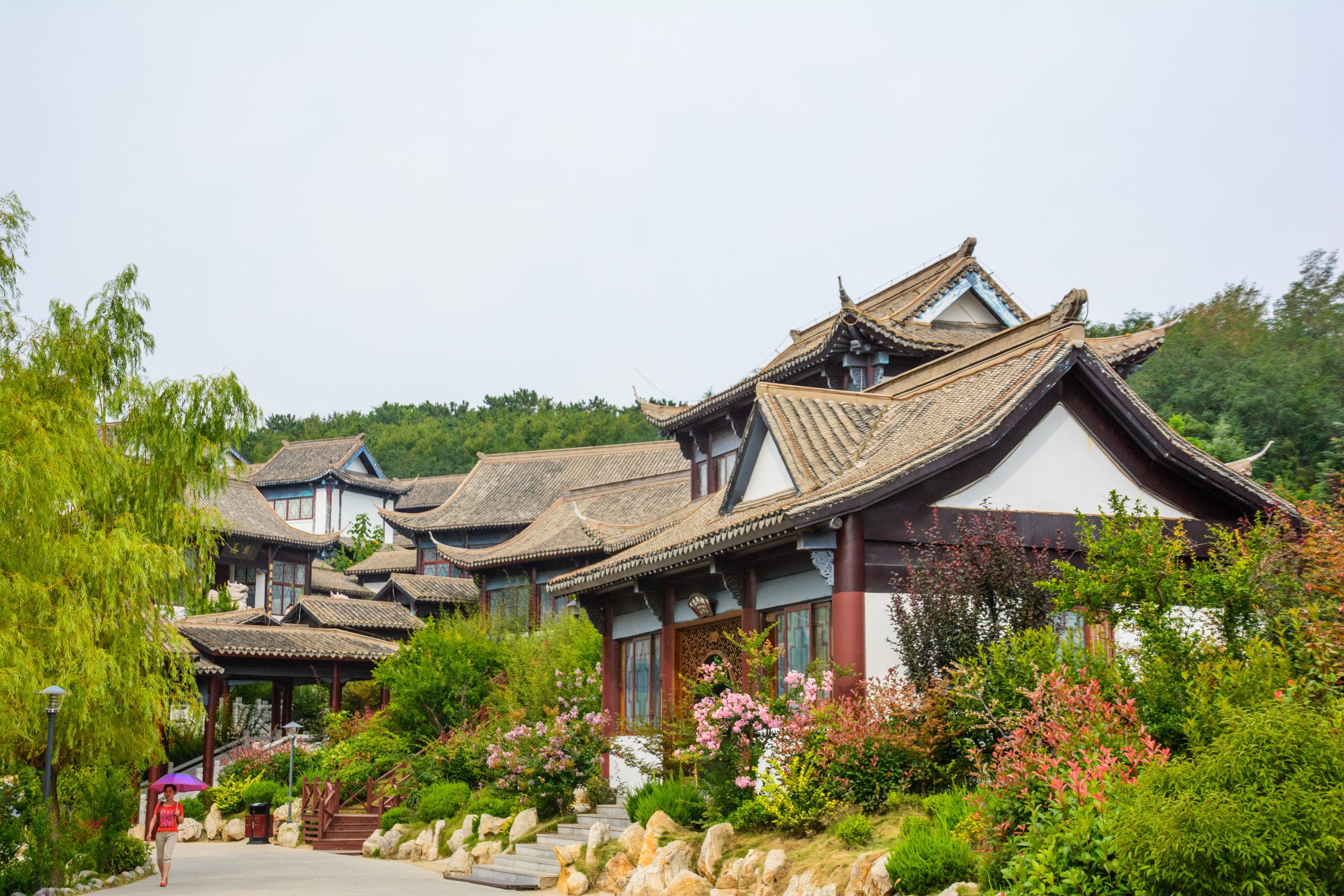 산동 웨이하이 화하성 입장권