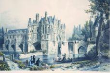 舍农索城堡-法国