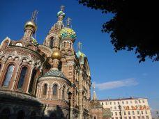 救世主滴血大教堂-圣彼得堡-紫米劍指50kg