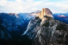 半圆顶-优胜美地国家公园及周边地区-doris圈圈