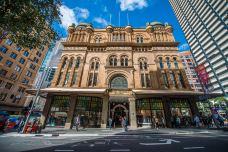 维多利亚女王大厦-悉尼-doris圈圈