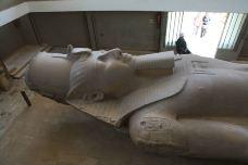孟菲斯博物馆-开罗-头文字C_常亮
