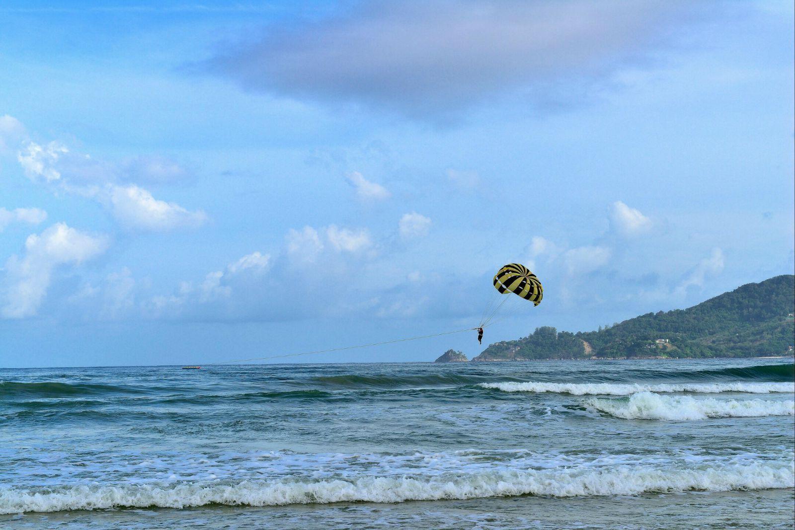 芭東海灘  Patong Beach   -1