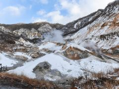 登别+札幌+小樽泡汤滑雪3日休闲之旅