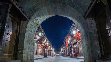 阆中 阆中古城 夜景 (25)