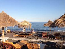 贝里沙海滩-圣托里尼-狄奥的所在地