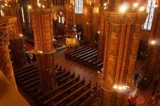 马加什教堂-布达佩斯-tronghold-下一站ITA