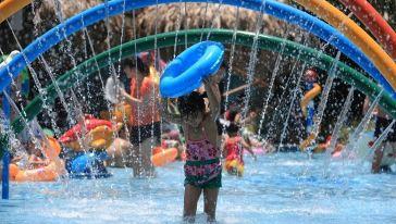 儿童戏水池1