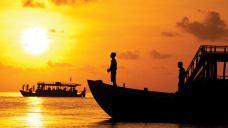 伊瑚鲁岛日落游船