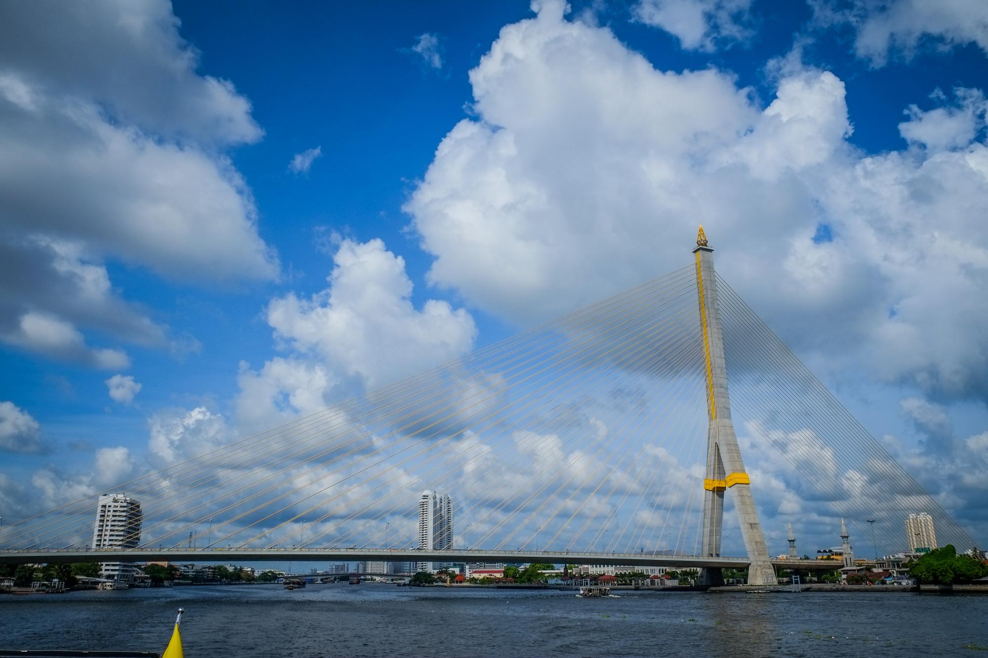 湄南河  Chao Phraya   -1