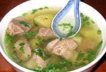 洛阳美食图片-洛阳羊肉汤