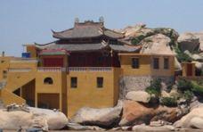 妈祖庙-嵊泗-盲龟_浮木