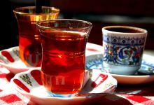 伊斯坦布尔美食图片-土耳其茶
