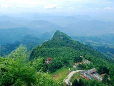 丹山风景区-泸州-半把刀