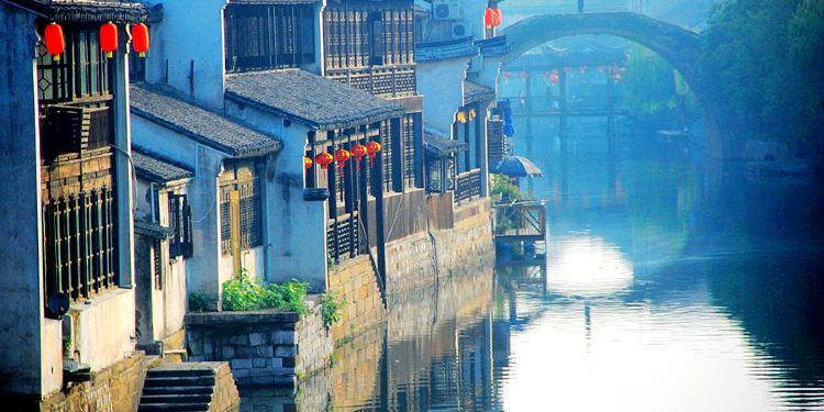 南浔古镇图片