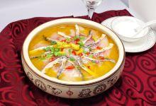 凤凰美食图片-酸汤鱼