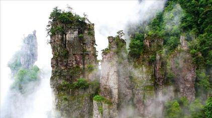 金秀莲花山4