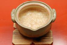 奈良美食图片-茶粥