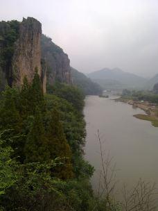 芙蓉峡-仙都景区-亲亲小乌羊