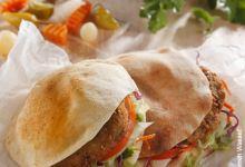 开罗美食图片-沙拉三明治