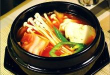 延吉美食图片-酱汤