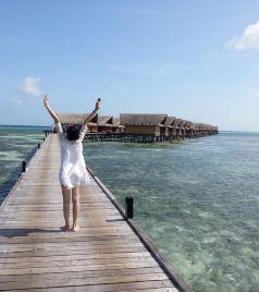白金岛游记图文-心醉马尔代夫——献给五天四晚的白金岛蜜月行~