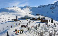 长白山滑雪场-长白山-二舅