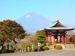 眺望富士山,箱根浪漫2日游