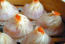 镇江美食图片-镇江蟹黄汤包