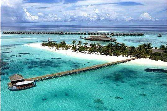 南阿里环礁丽世岛图片