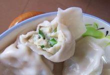 青岛美食图片-鲅鱼饺子