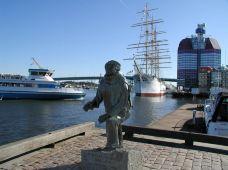 小博门码头-哥德堡-门子乀