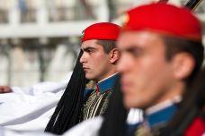 无名战士纪念碑-雅典-小胖胖蛇
