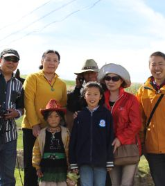 唐克游记图文-甘南川北,川西,九寨沟,黄龙7日游的行程