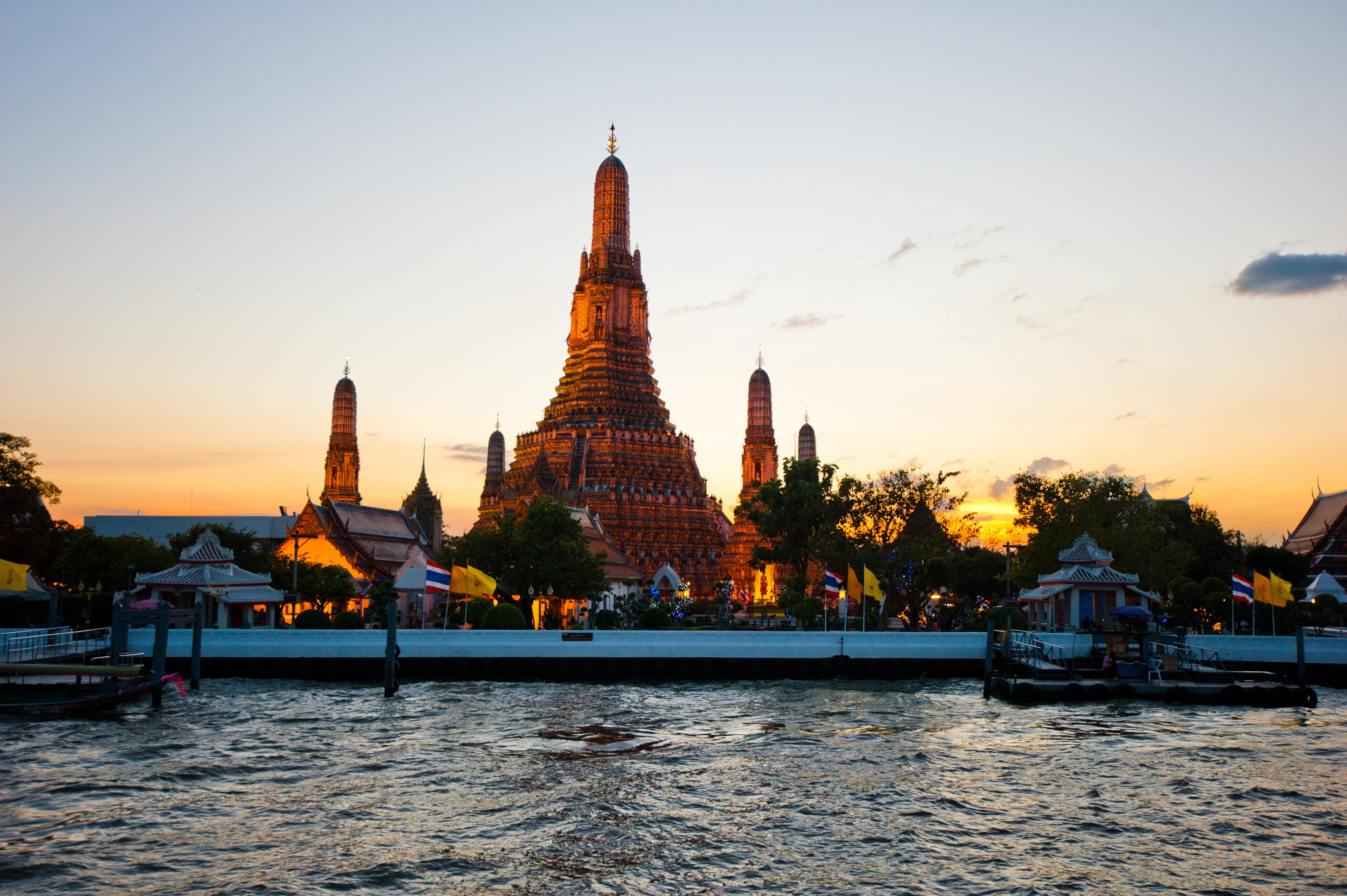 湄南河  Chao Phraya   -3