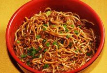 武汉美食图片-热干面