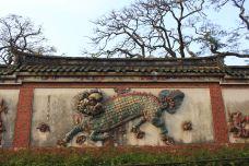麒麟壁-大开元寺-泉州-艾布