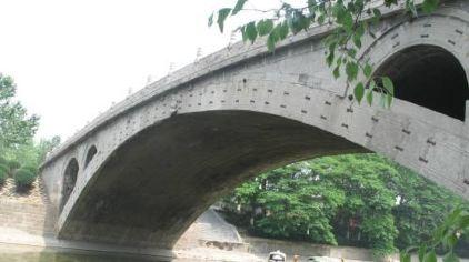赵州桥如虹
