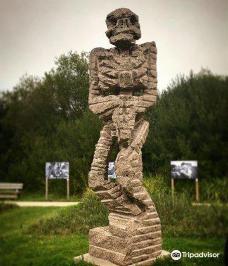 Parc des Sculptures Christian Gad-佩罗斯-吉雷克