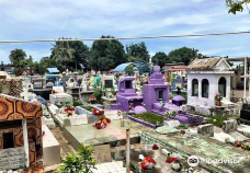 Cemetery of Santa Cruz-帝力
